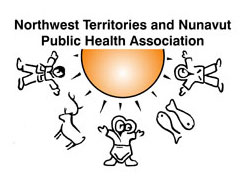Logo of the Northwest Territories and Nunavut Public Health Association